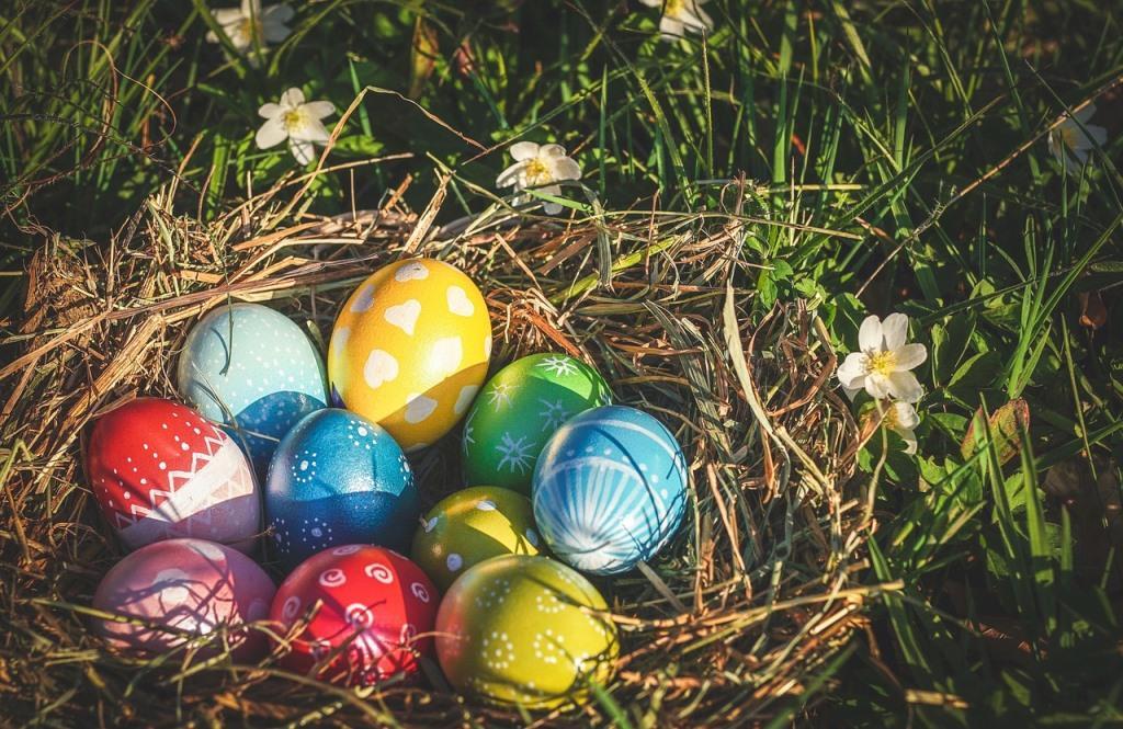 crtanje po jajima