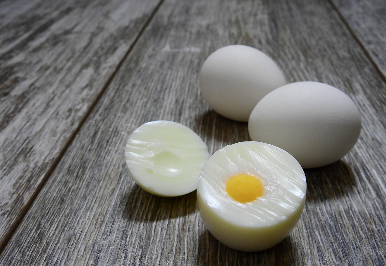 Tvrdo kuvana jaja