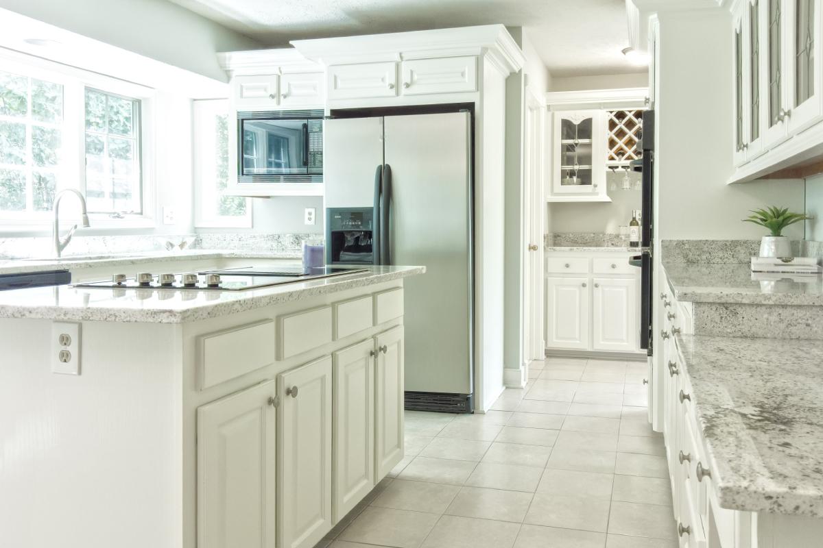 Kako srediti kuhinju i trpezariju u novom stanu