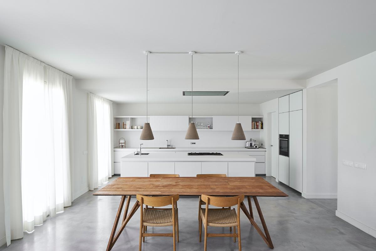 Kuhinja i trpezarija
